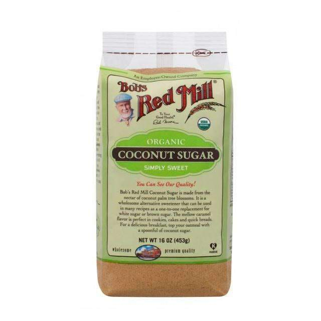 Shibani Trading - Bob's Red Mill Pantry Bob's Red Mill, Organic Coconut Sugar 453g