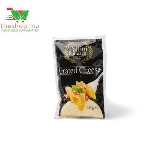 Sik Yuen Fresh Products Fallini, Formaggi Grated Cheese, 40g