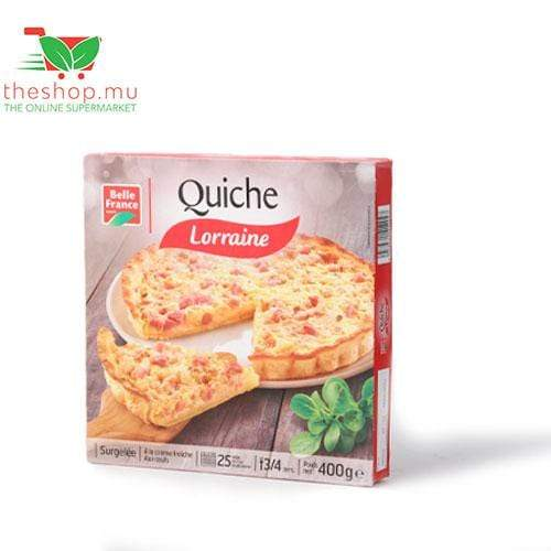 Sik Yuen Frozen Belle France, Quiche Lorraine, 400g