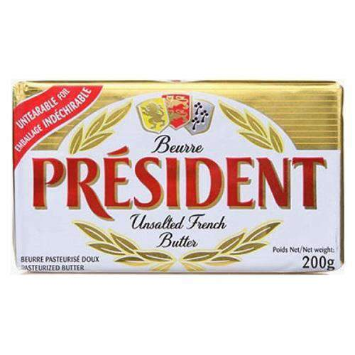 Sik Yuen - President Fresh Products President, Unsalted Butter, 200g