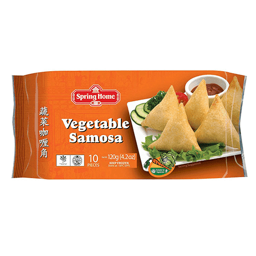 Spring Home, Vegetable Samosa, 120g
