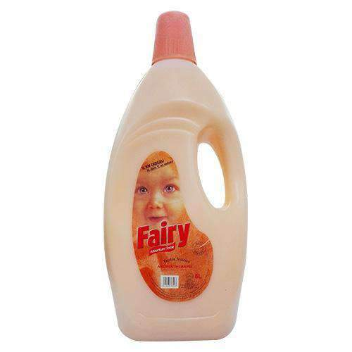 Soap and Allied - Fairy Household Supplies Fairy, Softner Peach 5L