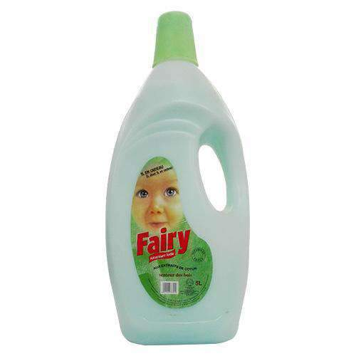Soap and Allied - Fairy Household Supplies Fairy, Softner Wood Scent 5L