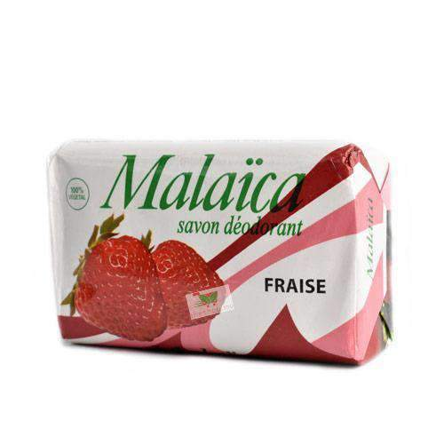 Soap and Allied - Malaica Beauty & Personal Care Malaica, Strawberry Soap, 150g