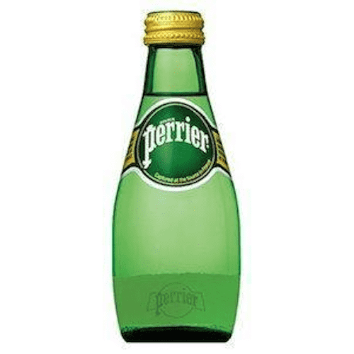 Sogerep - Perrier Beverages Perrier, Sparkling Water, 200ml,  Pack of 6