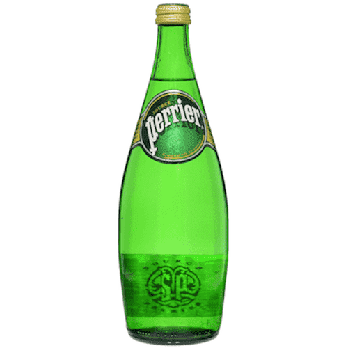Sogerep - Perrier Beverages Perrier, Sparkling Water, 750ml