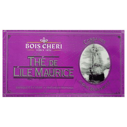 Top Beverages - Bois Cheri Pantry Bois Cheri, Corsaires, Earl Grey Tea, 25 tea bags