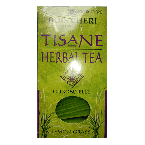 Top Beverages - Bois Cheri Pantry Bois Cheri, Tisane, Lemon Grass, 25 bags