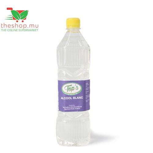 Tops Bottling LTD Household Supplies Top's, Alcohol Blanc, 1l