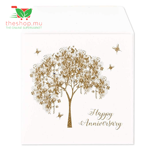 Unknown - Generic Product Flowers & Gifts Never Ends Pearl Anniversary Card
