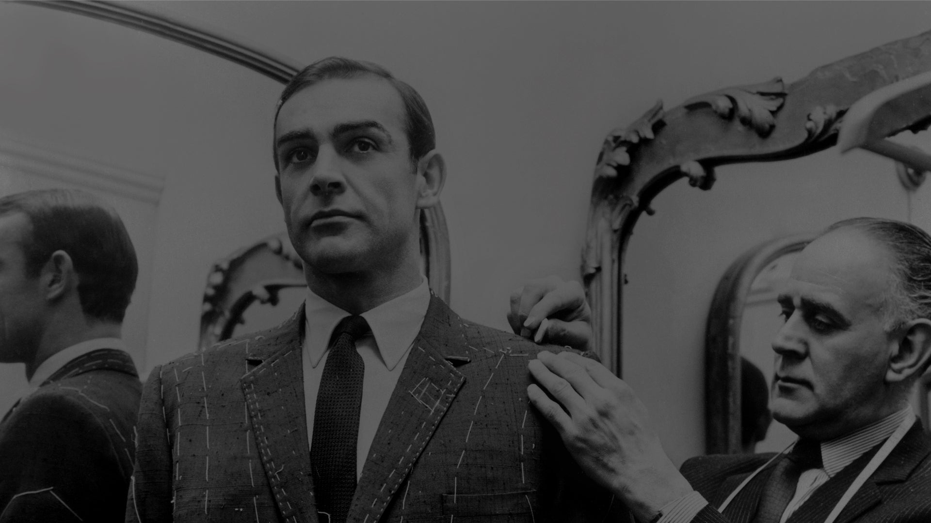 Anthony Sinclair, James Bond's Original tailor and creator of the Conduit Cut
