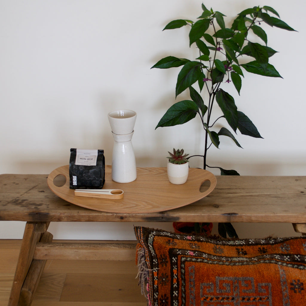 Origin Coffee Roasters Feature & Coffee Brewing set