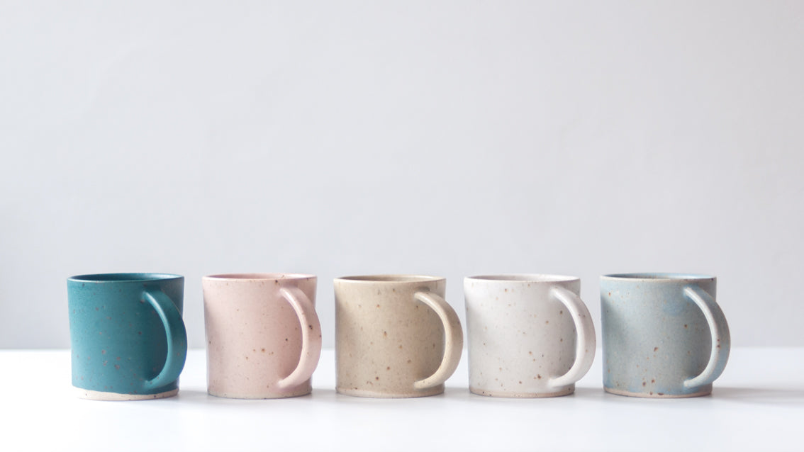 Mug Colour Swatch AW2019-2020 | DOR & TAN