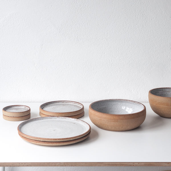Pinch Dish - LOAM, Plate - DOR & TAN | Contemporary Handmade Tableware