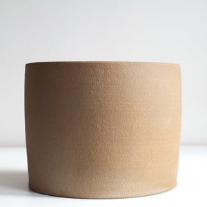 Large Planter - Oat, Planter - DOR & TAN | Contemporary Handmade Tableware