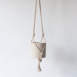 Planter Hanger - Small, Planter - DOR & TAN | Contemporary Handmade Tableware