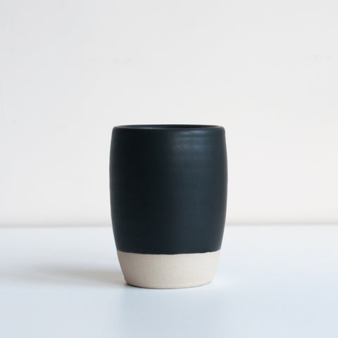 Tumbler - Matte Black, Tumbler - DOR & TAN | Contemporary Handmade Tableware