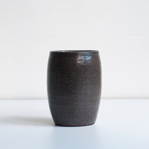 Tumbler - Charcoal, Tumbler - DOR & TAN | Contemporary Handmade Tableware