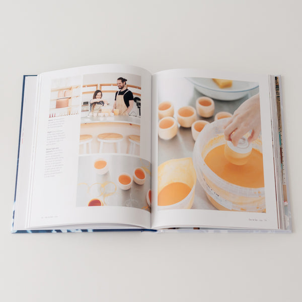 Make: Cornwall Book,  - DOR & TAN | Contemporary Handmade Tableware