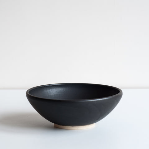 Black Footed Bowl