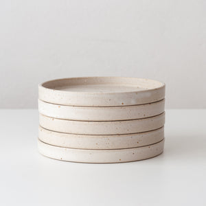 Mug - Matte White & Speckled, Mug - DOR & TAN | Contemporary Handmade Tableware