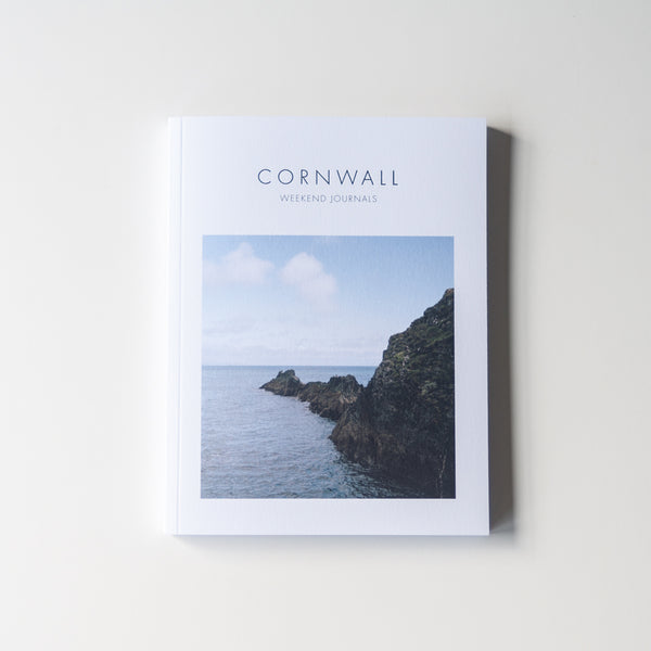 Weekend Journals - Cornwall (3rd Edition, 2019), book - DOR & TAN | Contemporary Handmade Tableware