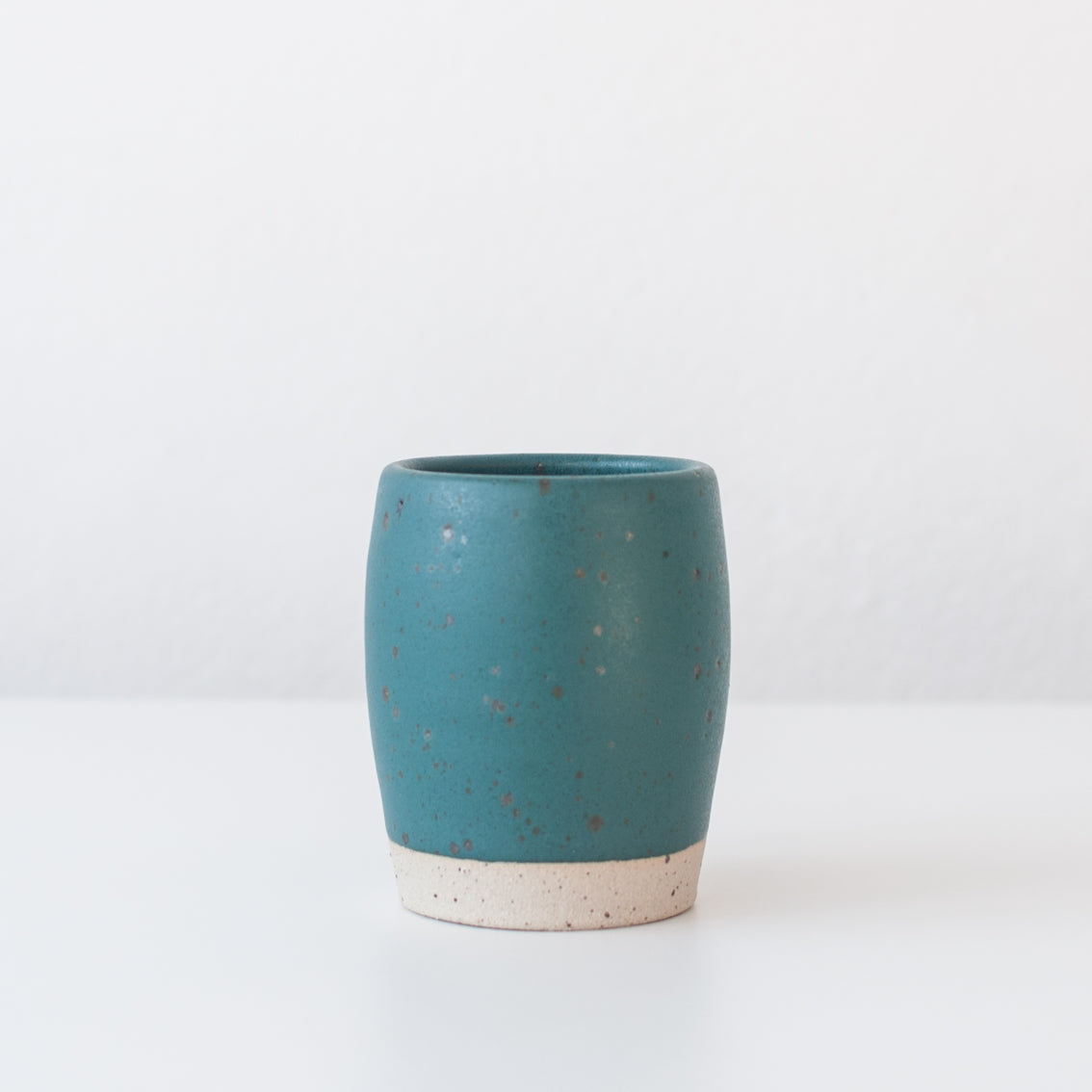 Tumbler - Nori Green & Speckle, Tumbler - DOR & TAN | Contemporary Handmade Tableware