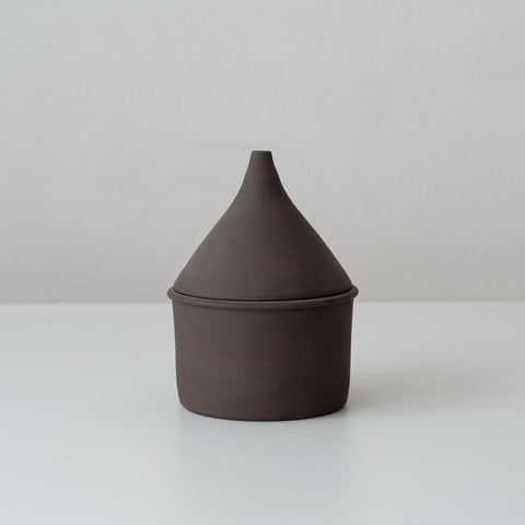 Tea Bowl - Linen Blue, Tea Bowl - DOR & TAN | Contemporary Handmade Tableware