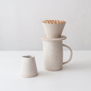 Coffee Brewing Set, Brewing Equipment - DOR & TAN | Contemporary Handmade Tableware