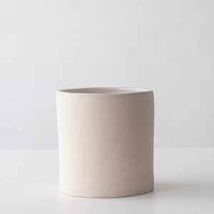 SECONDS Large Planter - White