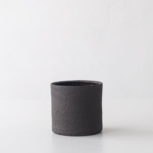 Small Planter - Coal
