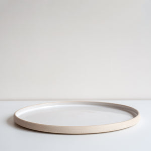 Strata Serving Plate, Plate - DOR & TAN | Contemporary Handmade Tableware