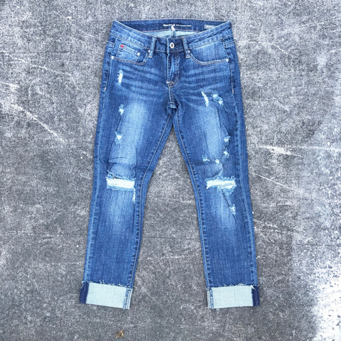 caden distressed jeans