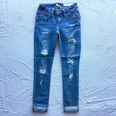 gia distressed jeans
