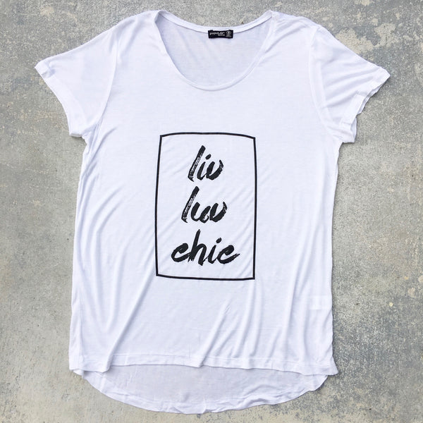 liv luv chic tee