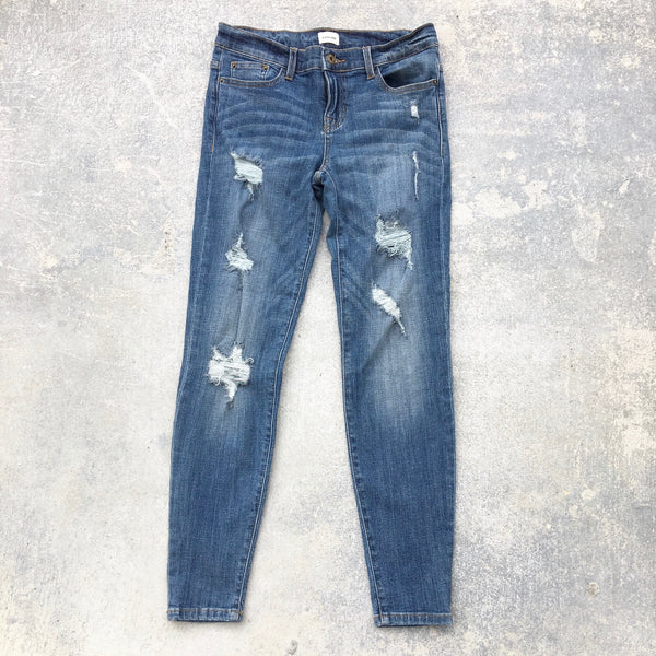 renee distressed jeans