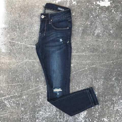 leah distressed jeans