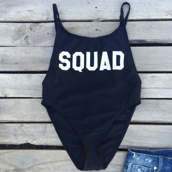 squad bathing suit