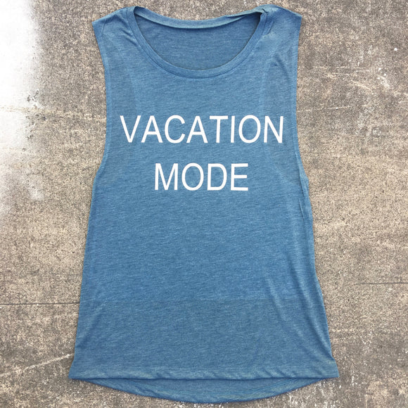 vacation mode tank