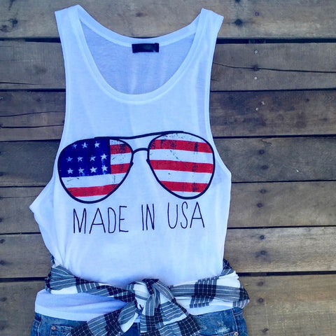 made in usa tank