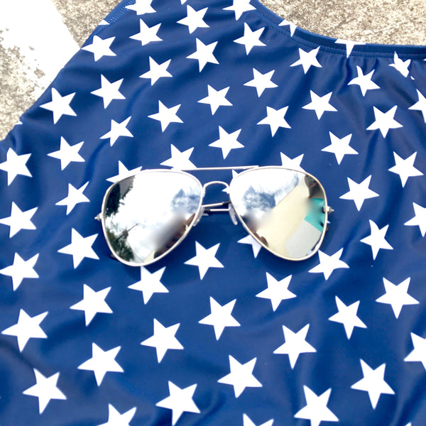silver star sunnies
