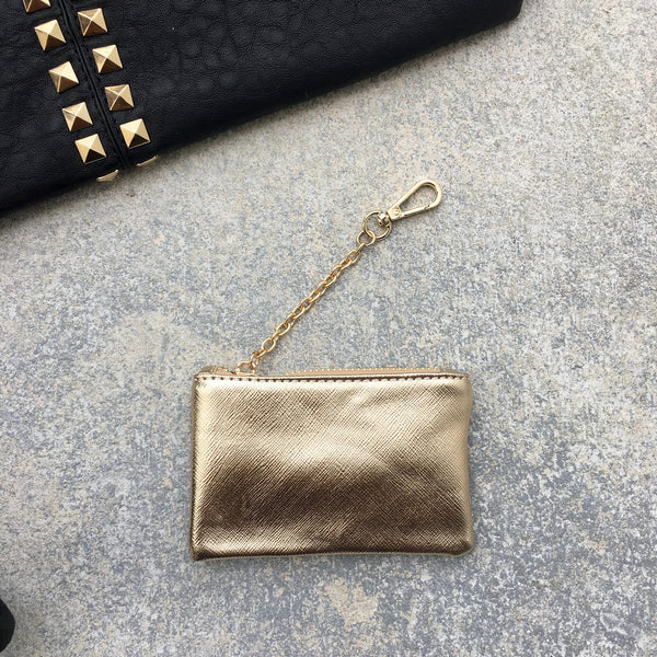 goldie card case keychain