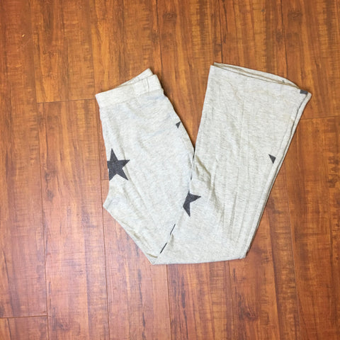 fleece star pants