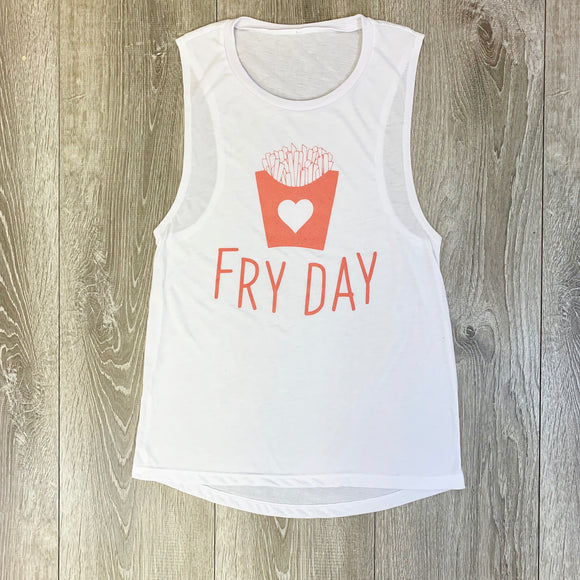 fry day tank