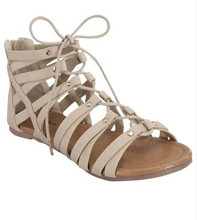 croatia criss-cross sandals