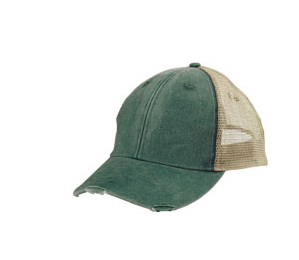 gameday distressed hat