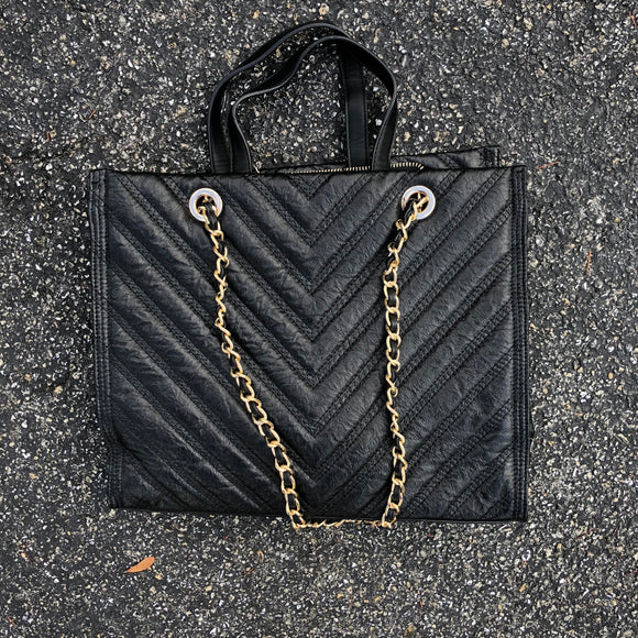 gabby quilted crossbody bag