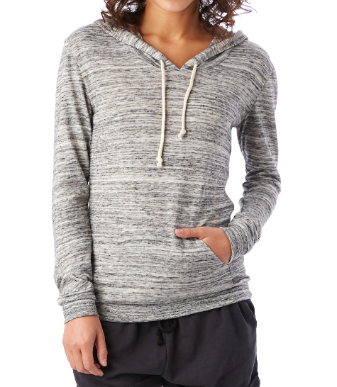 sage slouchy pullover