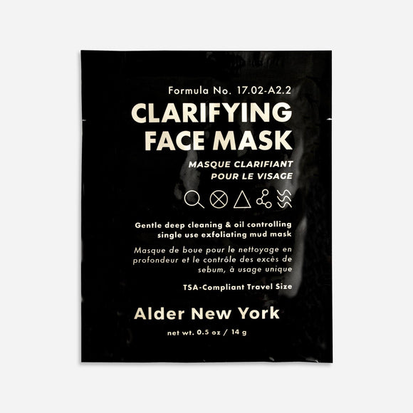 Alder New York Clarifying Mask