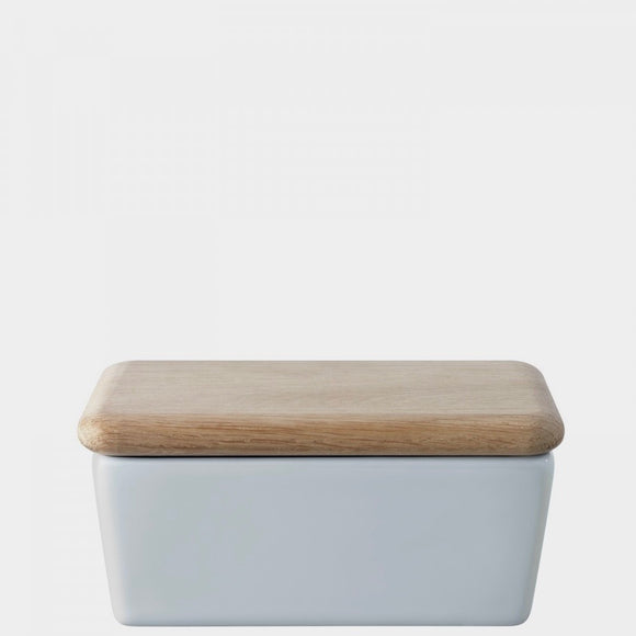 Butter Dish & Lid